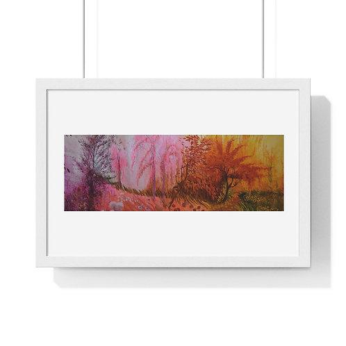 Premium Framed Horizontal Print