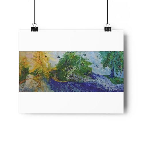 Giclée Art Print 20 x16