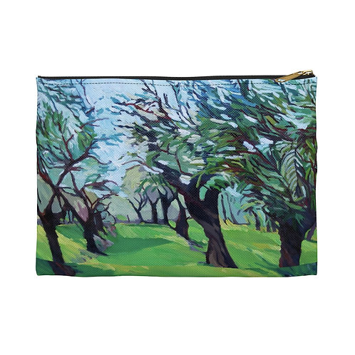 Olive Grove Accessory Pouch