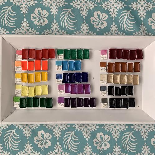 Custom Handmade Paint Set