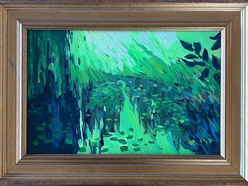 Vert Clair 11 x 17