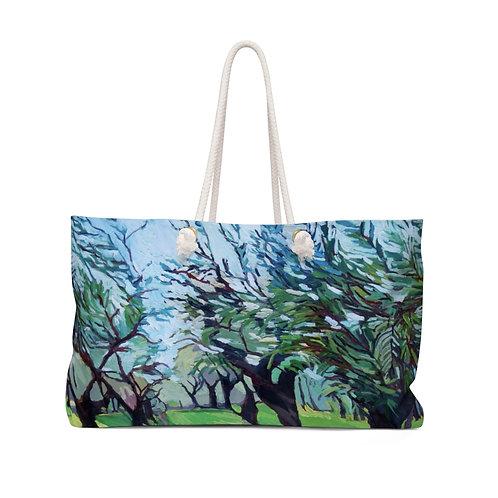 Olive Grove Weekender Bag