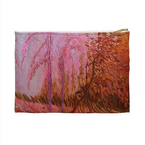Pink Accessory Pouch
