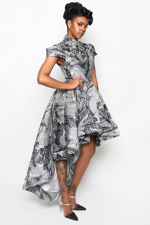 The Tatianna Train Dress