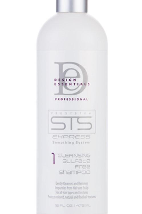 STS Sulfate Free Shampoo