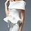 Thumbnail: Scuba Pencil Skirt Ivory