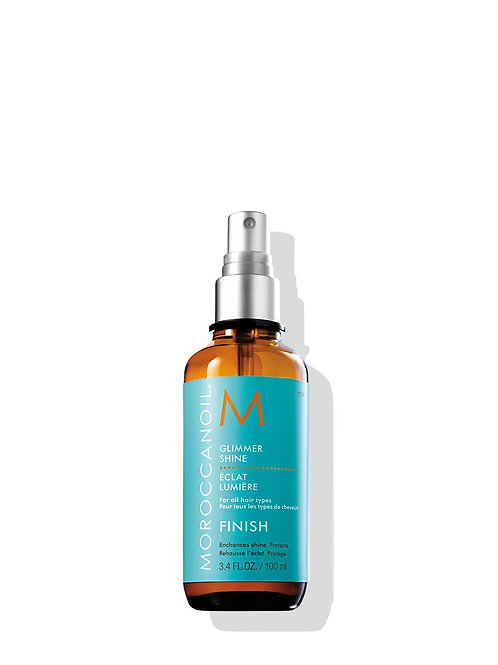 3.4 oz Moroccan Oil Glimmer Shine