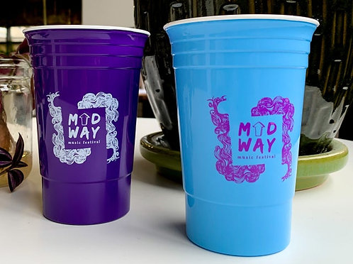 Reusable Festival Cup