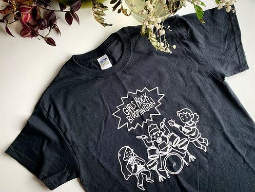 Girls Rock Bloomington Shirt
