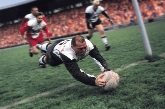 Rugby as Business Analogy - A Winning Team