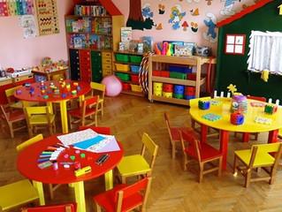 Κατανομή Βρεφών - Νηπίων στους Παιδικούς Σταθμούς του Δήμου Πεντέλης
