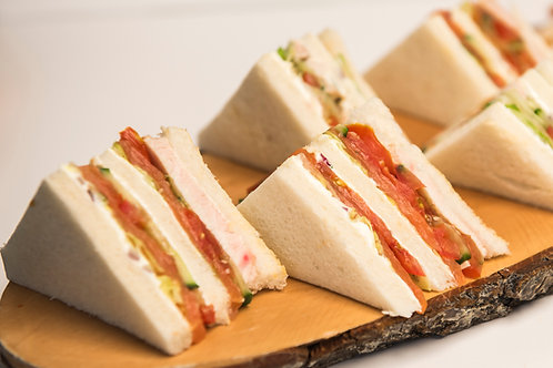 The Club of Sandwiches