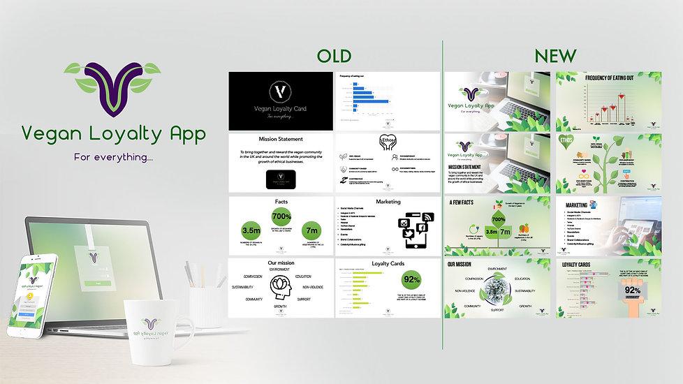 presentatin design