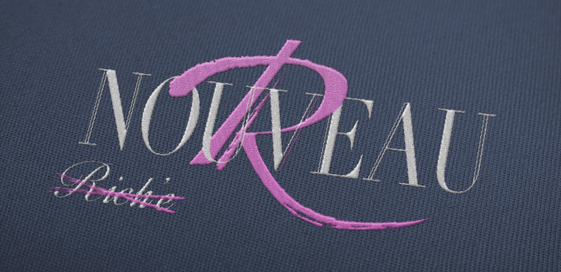 Nouveau Riche Logo Embroidered