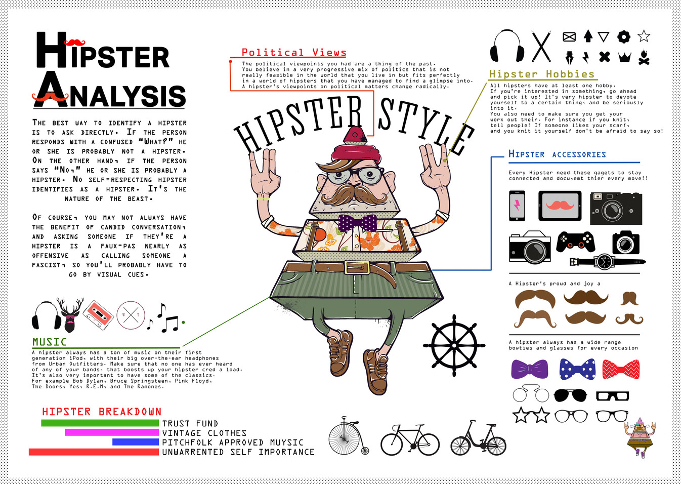 #Hispster