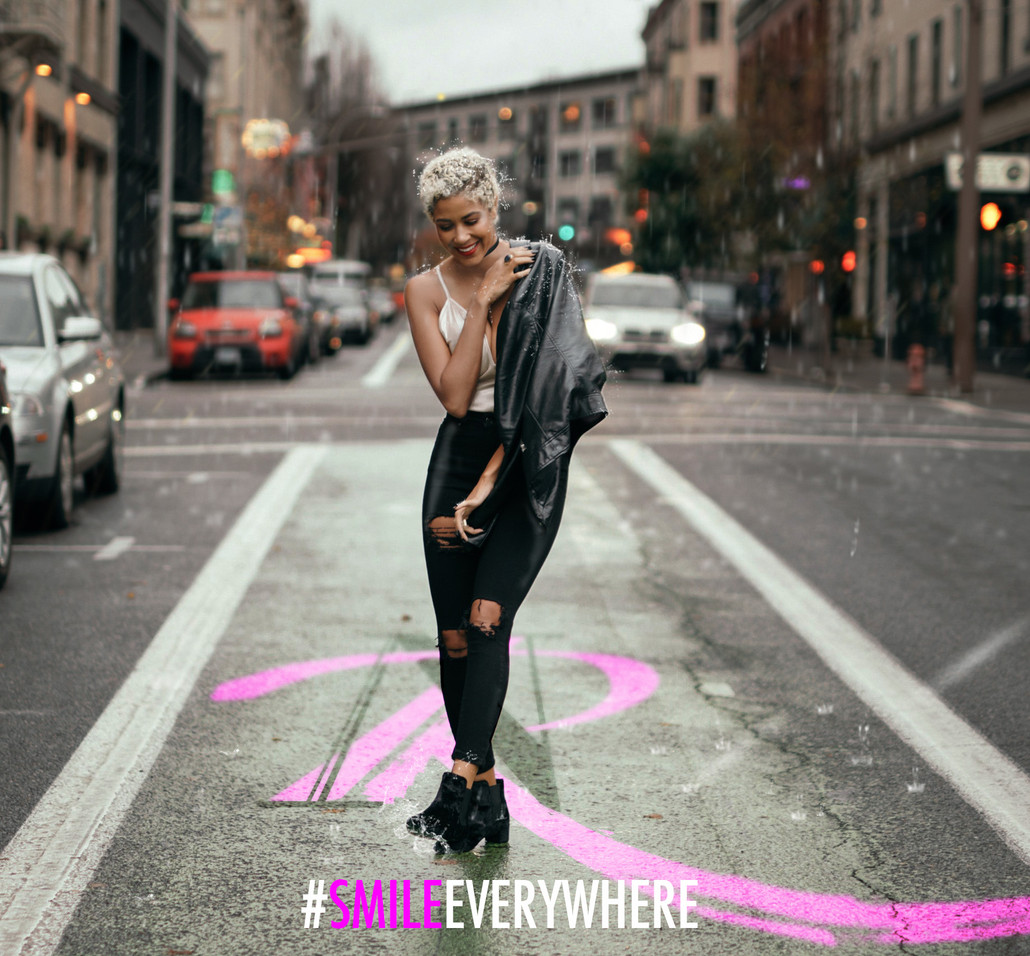 #SmileEverywhere
