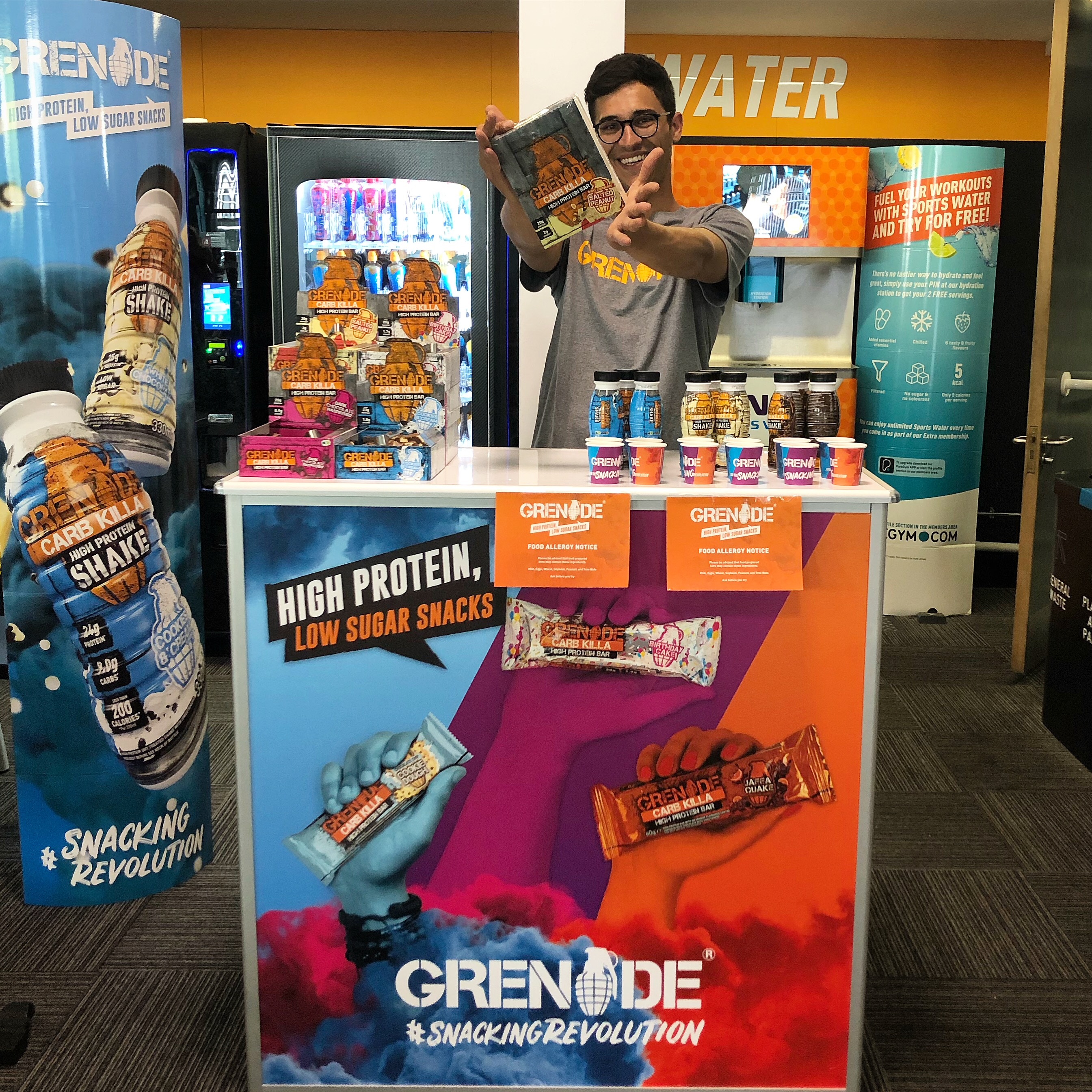 Grenade X PureGm