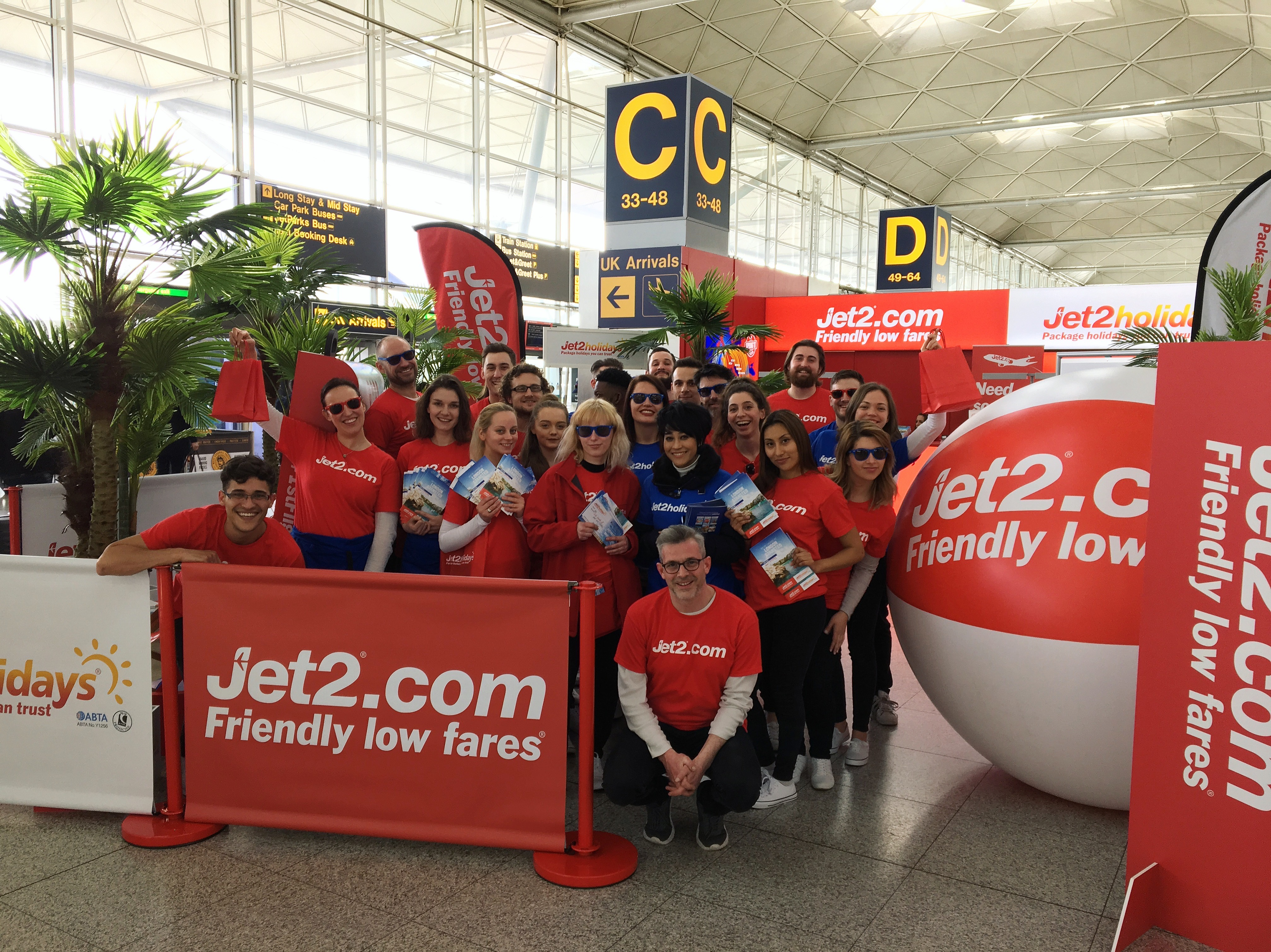 Stansted X Jet2.com