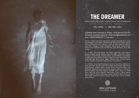 Tammy Swarek - The Dreamer - Rome Italy