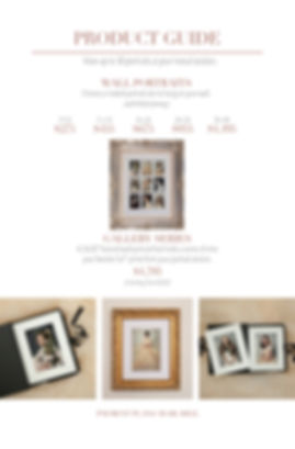 Tammy Swarek Photography Wall Portraits Investment