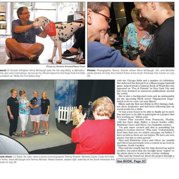 Tammy Swarek El Dorado News Times
