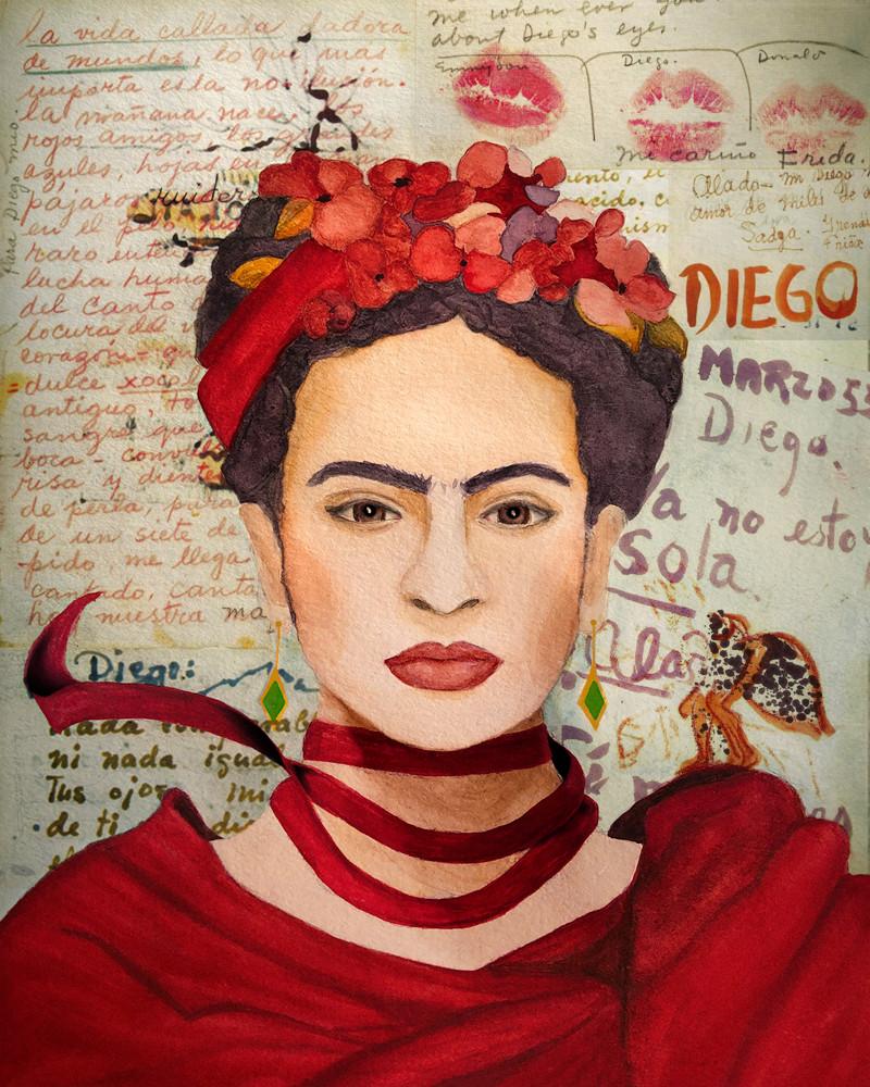 Frida Kahlo, Love Letters