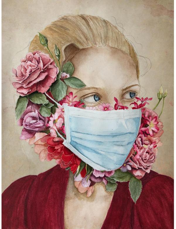 Masked by Tammy Swarek