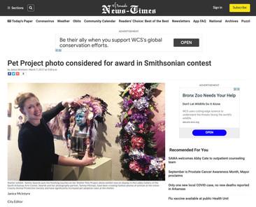 El Dorado News Times - Tammy Swarek