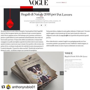 Vogue Italia - Tammy Swarek