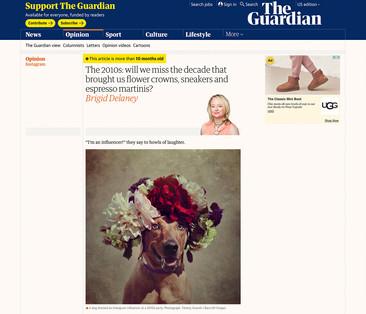 Tammy Swarek - Guardian 2019