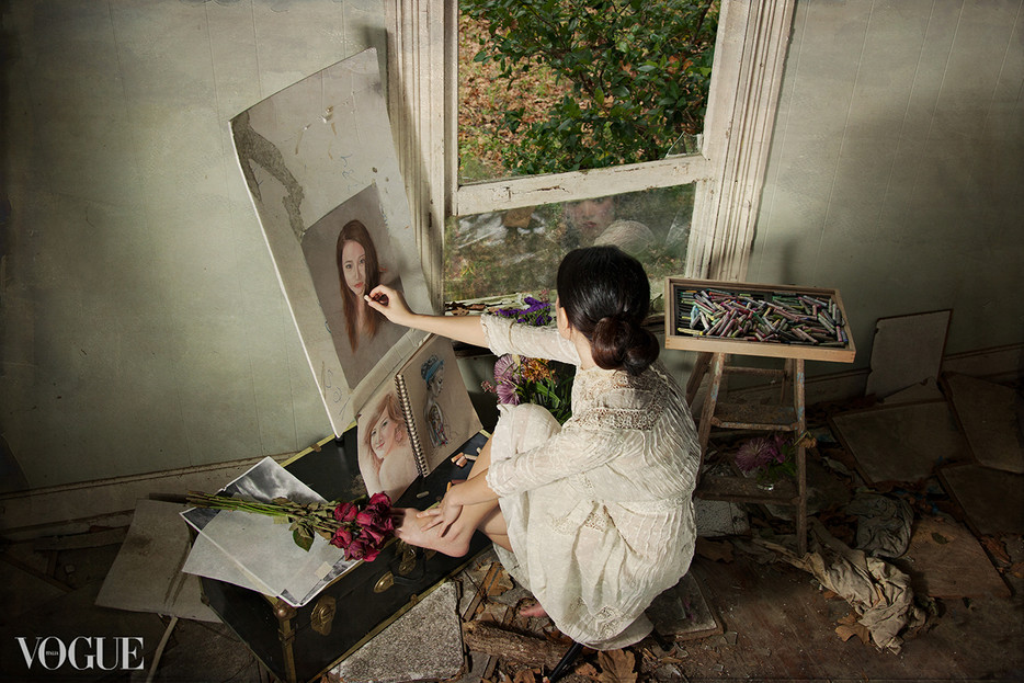 Tammy Swarek - Reflection