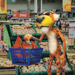 For all you last-minute shoppers like me, Cheetos are still in stock.