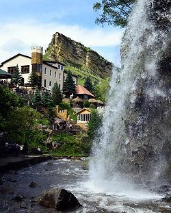 Медовые водопады 1 день