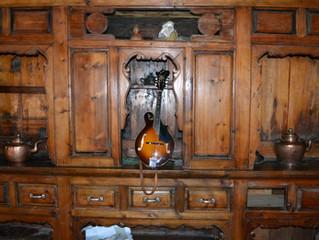 Mandolin in China/Tibet