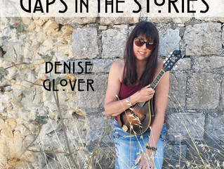 New CD--Gaps in the Stories--released