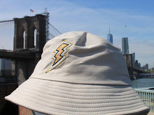 Najdi Lightning Bolt Bucket Hat (Cream)