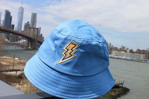 Najdi Lightning Bolt Bucket Hat (Blue)