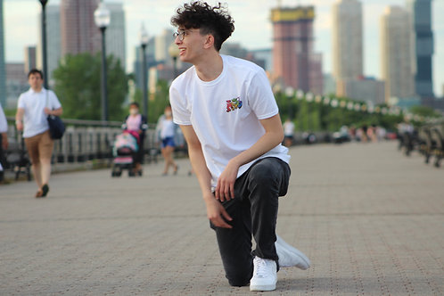 Najdi Space T-Shirt (White)