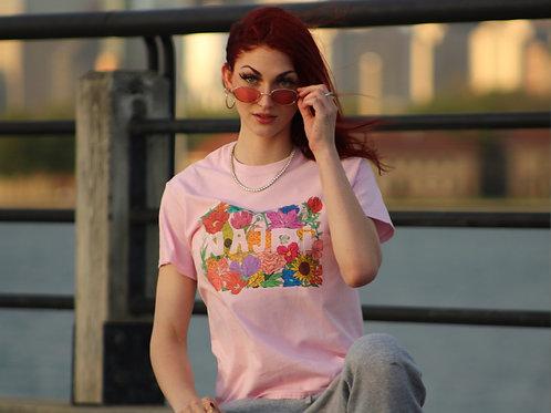 Najdi Bouquet T-Shirt (Baby Pink)