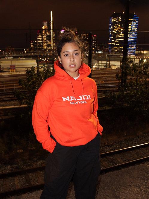 Najdi New York Hoodie (Orange)