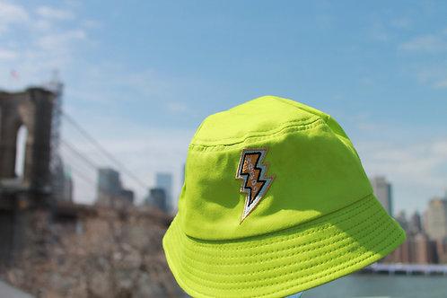 Najdi Lightning Bolt Bucket Hat (Neon)