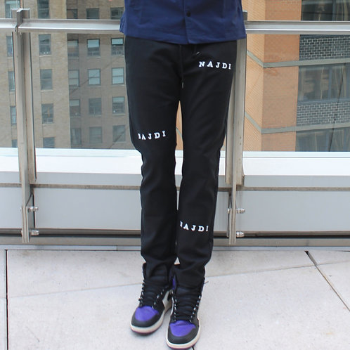 Najdi Tailored Pants (Black)