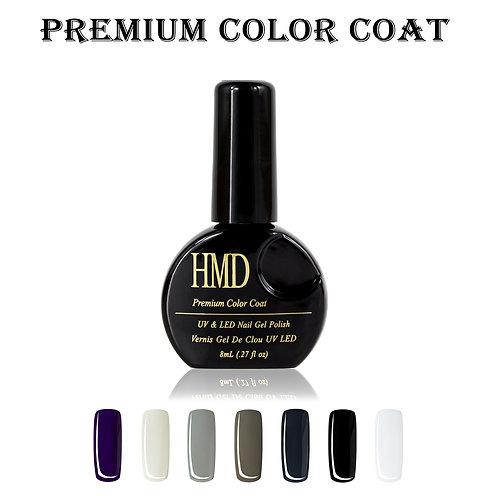(Color # 41-47) HMD Premium Gel Nail Polish Color Coat