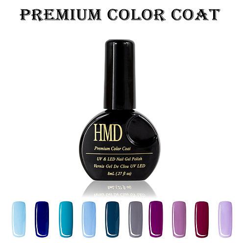 (Color # 31-40) HMD Premium Gel Nail Polish Color Coat