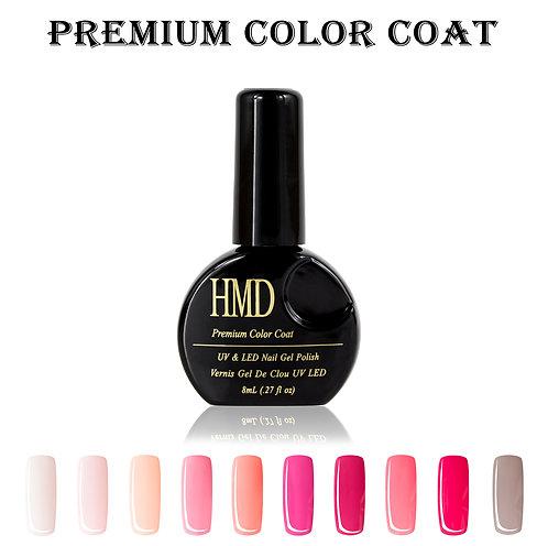 (Color # 1-10) HMD Premium Gel Nail Polish Color Coat