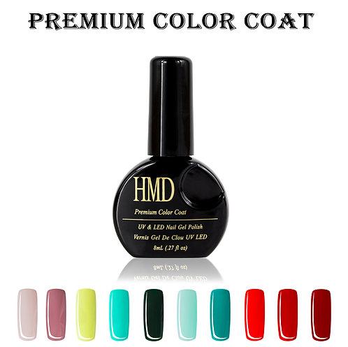 (Color # 11-20) HMD Premium Gel Nail Polish Color Coat