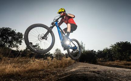 Bike Minera Laciana