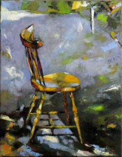 Chair Under the Sun