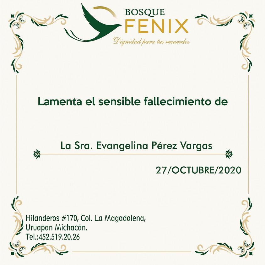 Evangelina Pérez Vargas