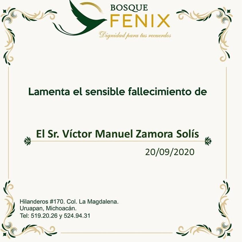 Víctor Manuel Zamora Solís